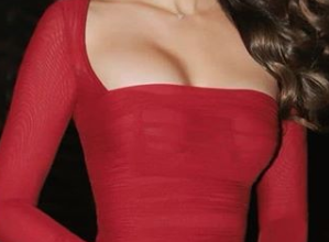 Photo of Disha Patani looks stunning in this red dress