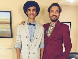 Photo of Irrfan Khan's son Babil in self-isolation after returning to Mumbai from London
