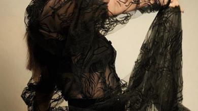 Photo of Malaika Arora nails this black sheer dress