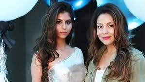 Photo of Gauri Khan and Suhana Khan are 'experimenting' during the lockdown