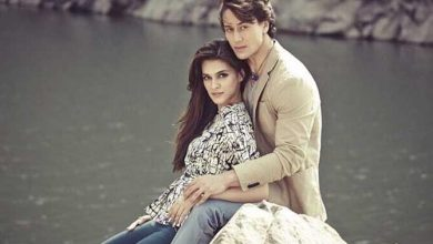 Photo of Tiger Shroff Feels Kriti Sanon Too Big Of A Star To Work With Him; Actress Gives An Hilarious Response