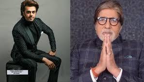 Photo of Amitabh Bachchan praises Maniesh Paul for his short film What If