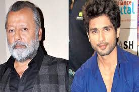 Photo of Sharing screen space with father still makes Shahid Kapoor nervous