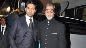 Photo of Abhishek Bachchan reveals he was once thrown out of his father's set