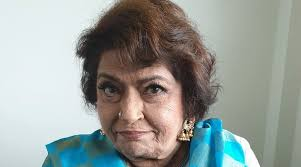 Photo of Choreographer Saroj Khan hospitalised