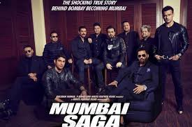 Photo of Mumbai Saga to be shot in Mumbai
