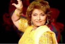 Photo of Choreographer Saroj Khan passes away