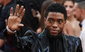 Photo of Black Panther star Chadwick Boseman dies of cancer