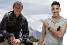 Photo of Akshay Kumar to feature in special episode of Into the Wild with Bear Grylls