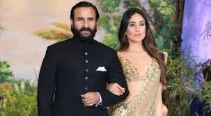 Photo of Saif Ali Khan and Kareena Kapoor expecting their second child