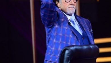 Photo of Amitabh Bachchan reveals his working hours for Kaun Banega Crorepati 12