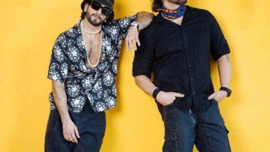Photo of Ranveer Singh and Rohit Shetty reunite for Cirkus