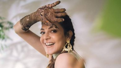 Photo of Kajal Aggarwal shares picture from mehendi ceremony