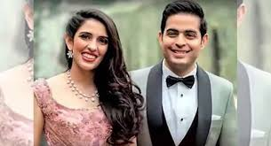 Photo of Akash and Shloka Ambani become parents to a baby boy