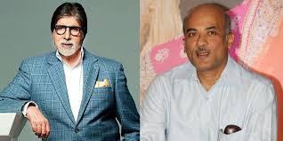 Photo of Amitabh Bachchan in Sooraj Barjatya's next?