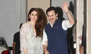 Photo of Kareena Kapoor Khan and Saif Ali Khan host friends and family on day 1 of 2021
