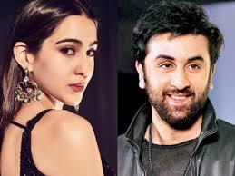 Photo of Sara Ali Khan opposite Ranbir Kapoor in Kabir Singh director's next?