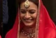 Photo of Dia Mirza looks radiant at her wedding ceremony