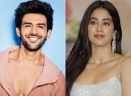 Photo of Janhvi Kapoor leaves a heart-emoticon on Kartik Aaryan's special Valentine Day post