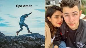 Photo of Priyanka Chopra Jonas features again in her husband Nick Jonas' new track Spaceman