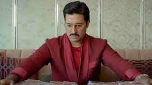 Photo of Abhishek Bachchan on the similarity between Scam 1992 and The Big Bull