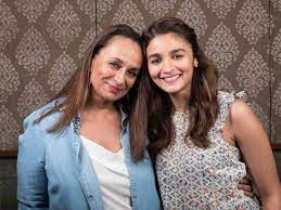 Photo of Alia Bhatt's mother Soni Razdan pens down a note about second wave of COVID-19