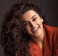 Photo of Taapsee Pannu signs up for a thriller