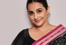 Photo of I actually met with a couple of forest officers – Vidya Balan on prepping for Sherni