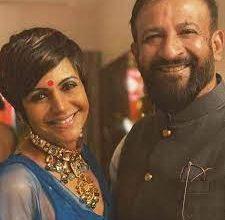 Photo of Mandira Bedi's husband, filmmaker Raj Kaushal passes away
