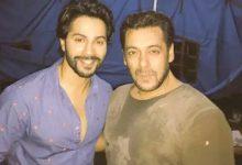 Photo of Salman Khan to release Varun Dhawan's Ganpati song from Antim
