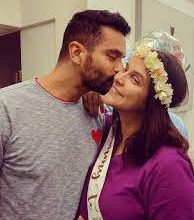 Photo of Neha Dhupia shares her happiness on arrival of Baby No 2